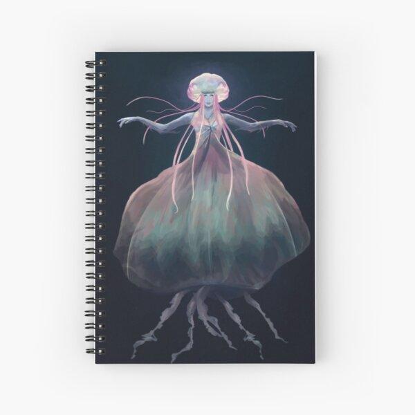 Jellymaid Spiral Notebook