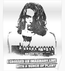 Schlag - Johnny Depp Poster