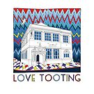 Love Tooting (Tooting Library) by Ludwig Wagner