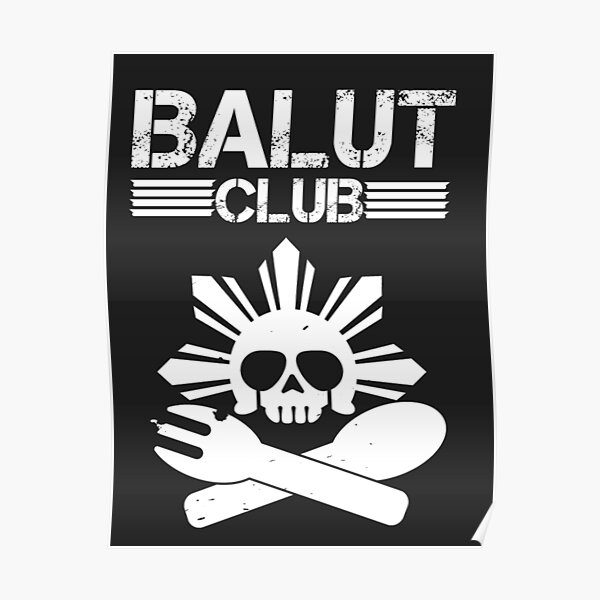 Balut Club Poster