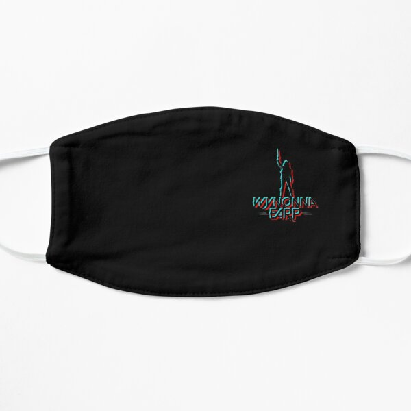 Wynonna Earp Retro Glitch - Black Mask