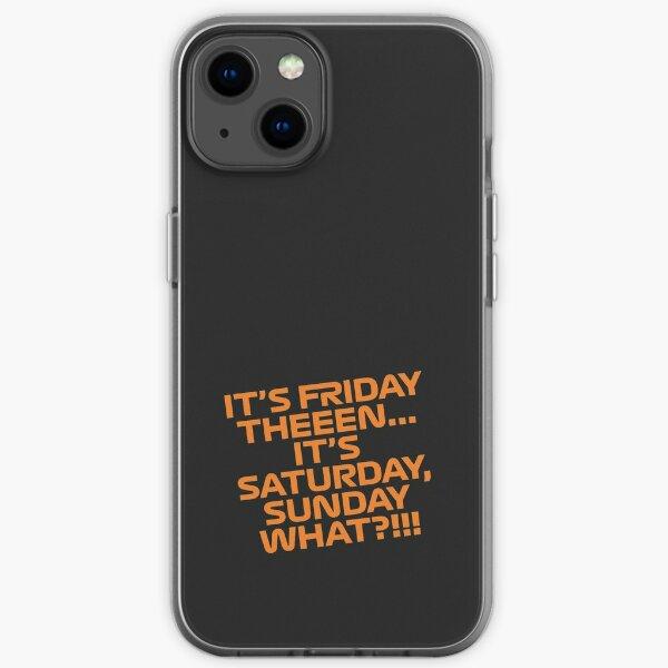 Lando Norris Race Week end iPhone Soft Case
