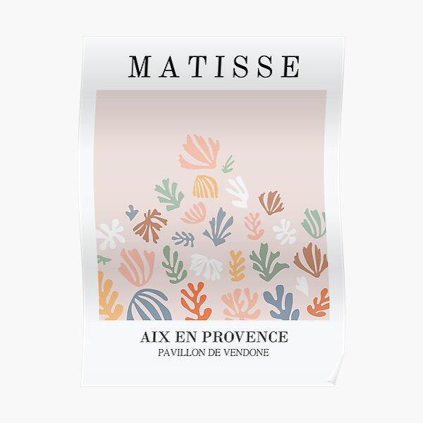 Henri Matisse - Spray de Feuilles - Papiers Découpés - Nouveau Poster