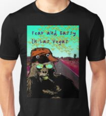 Fear and Sassy In Las Vegas T-Shirt