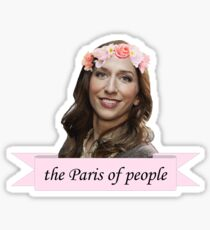 Gina Linetti Brooklyn 99 nine nine  Sticker