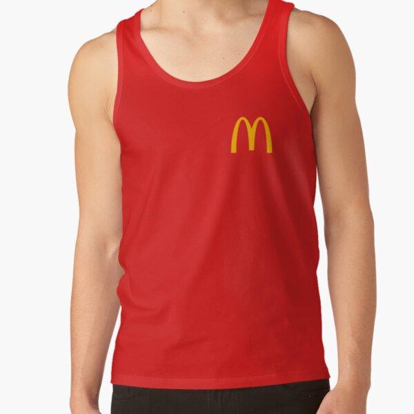 logotipo de mcdonalds Camiseta de tirantes