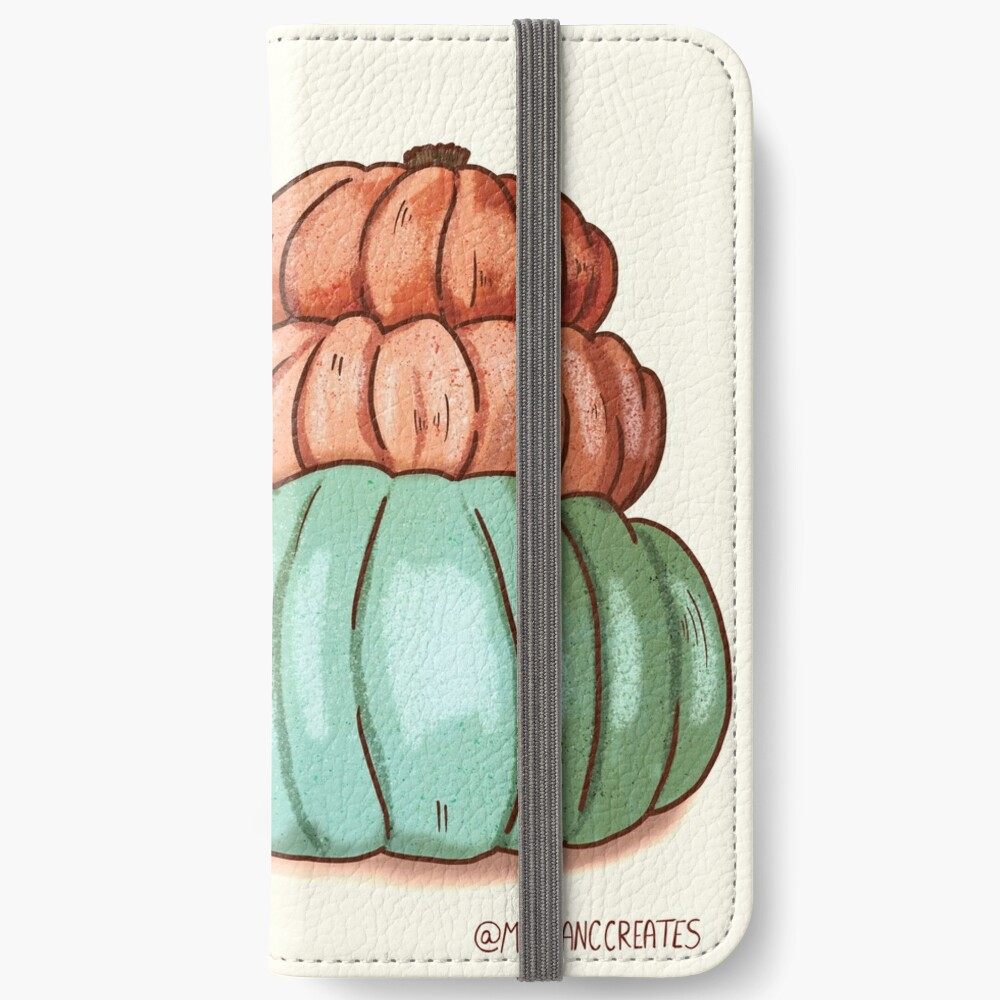 Be Thankful For Blessings Big and Small iPhone Wallet