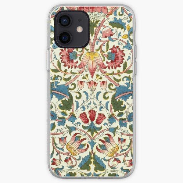 William Morris Lodden iPhone Soft Case