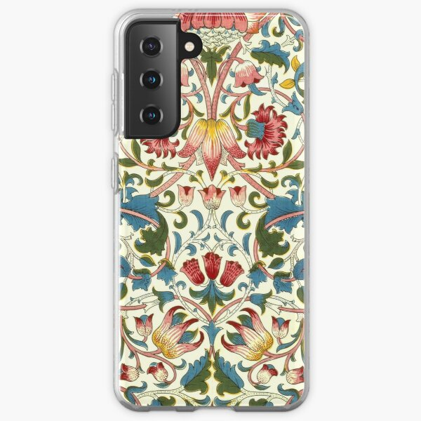 William Morris Lodden Samsung Galaxy Soft Case