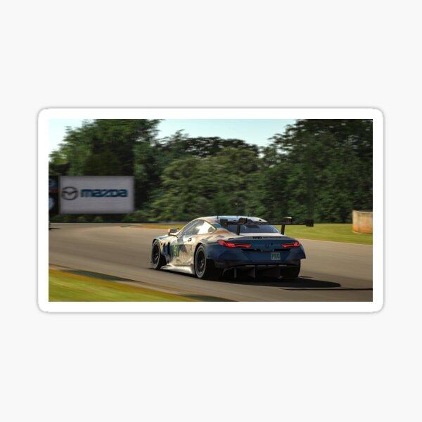MAD Sim Racing Endurance Team Sticker