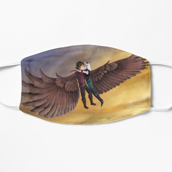 For you, I'll Fly Flat Mask