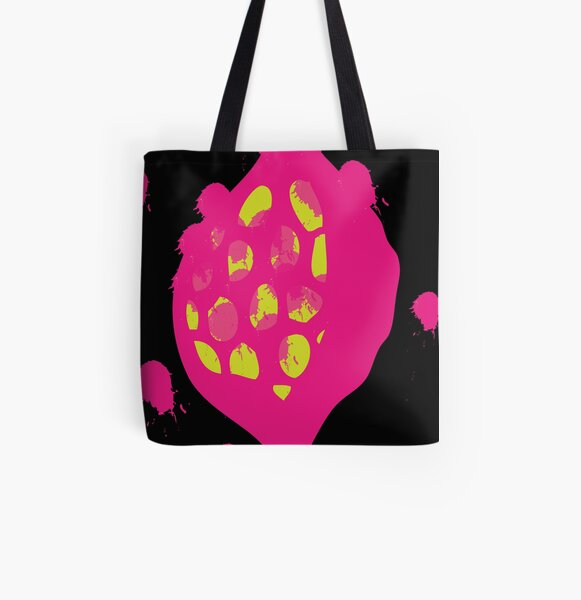 Seed Pod Punk All Over Print Tote Bag