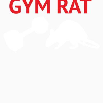 GYM RAT  by Stinkyfut