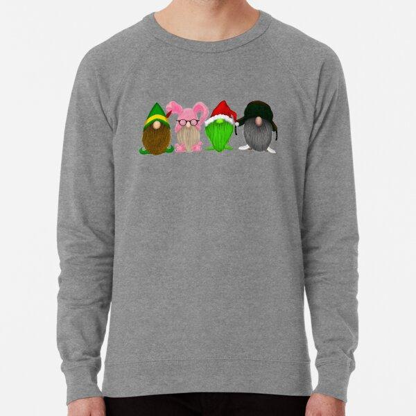 Four Christmases Lightweight Sweatshirt