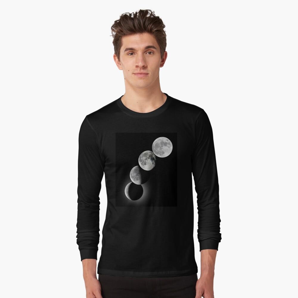 Moon Madness Long Sleeve T-Shirt