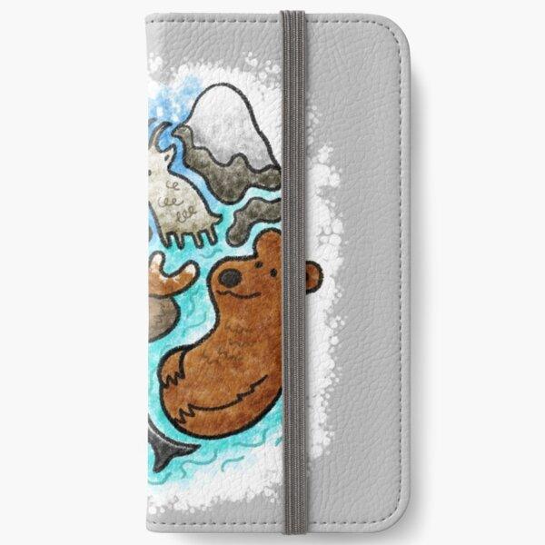 Alaska! iPhone Wallet