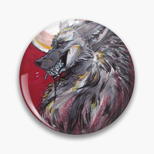 blood moon Pin
