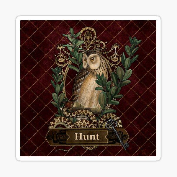 Gothic Royalty - Grand Hunt Sticker