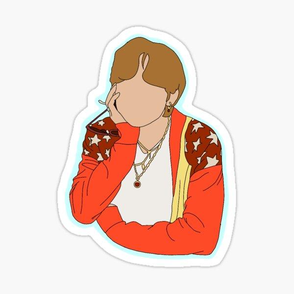 BTS Dynamite V Sticker