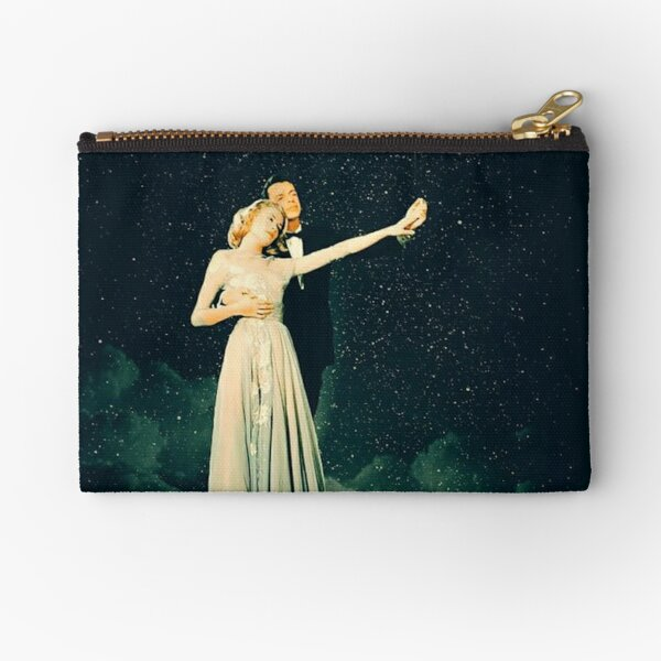Dance With Me Zipper Pouch