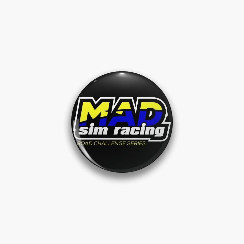 MSR Road Challenge Series Pin