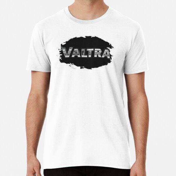 Traktor der Firma Valtra Premium T-Shirt