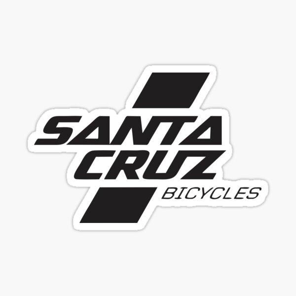 Bicicletas Santa Cruz Pegatina