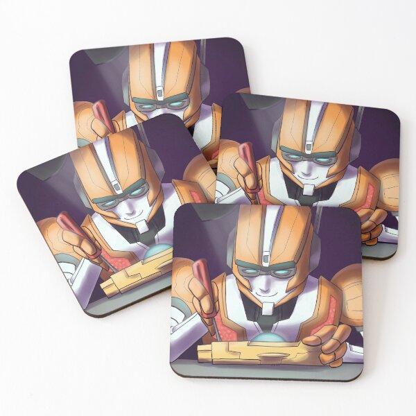 Rung Coasters (Set of 4)