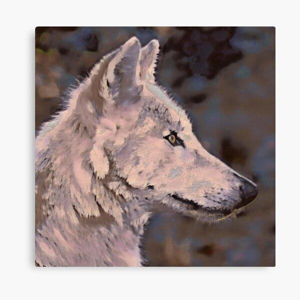 She Wolf II Canvas Print