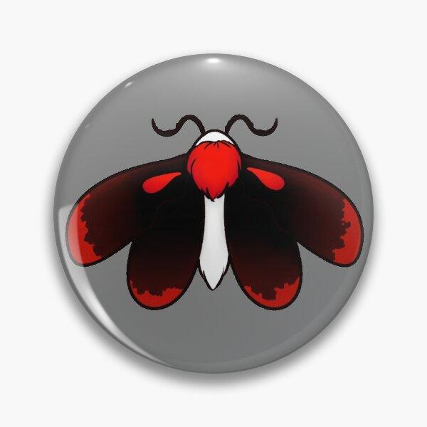 Blood Moth Pin