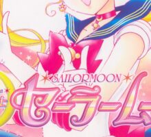 Sailor moon manga Sticker