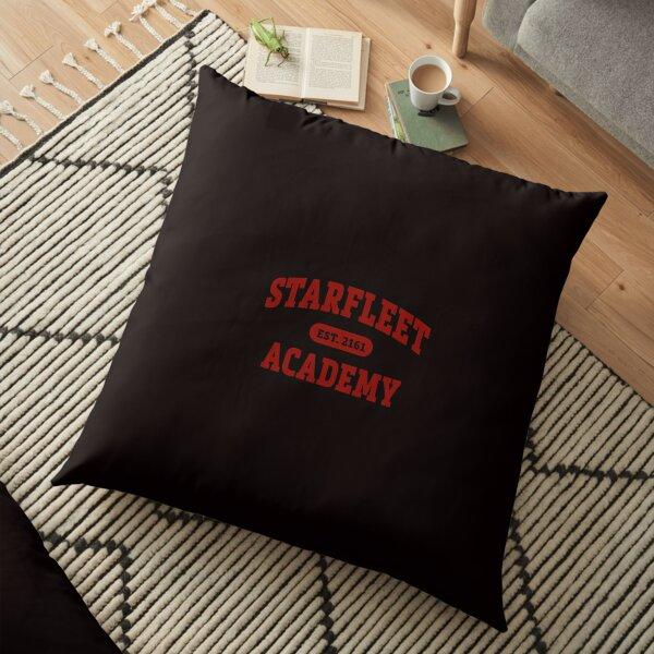 Starfleet Academy Est 2161 Floor Pillow