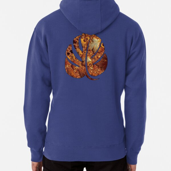 Autumn Leaves Pullover Hoodie