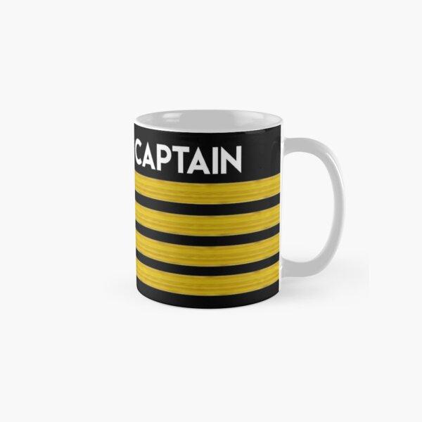 Captain Stripes Classic Mug