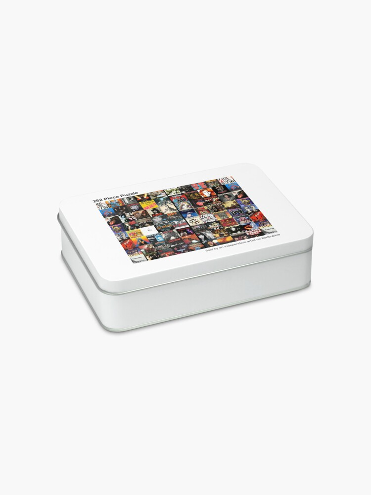 Alternate view of Rock Collage Collection Jigsaw Puzzle