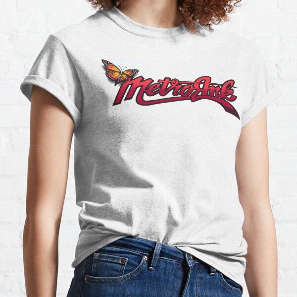 MetroInk butterfly Classic T-Shirt