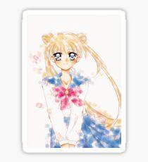 Sailor moon Water Color  Sticker