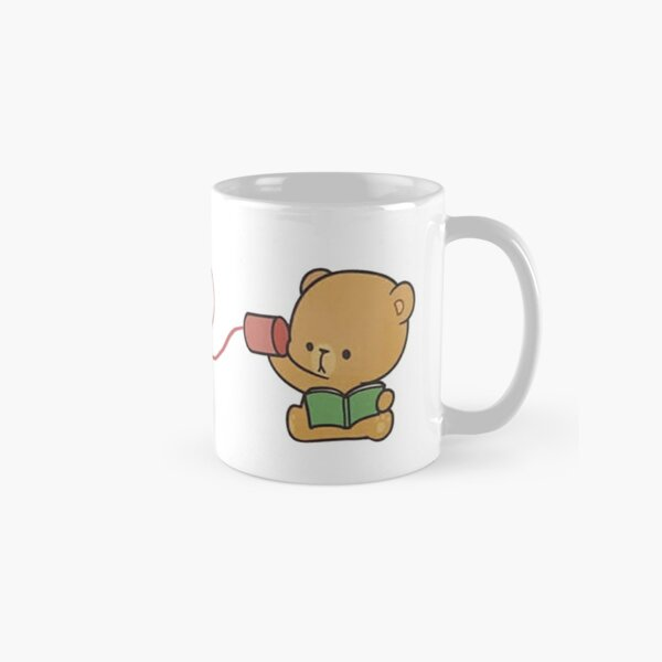 milk and mocha bear Classic Mug