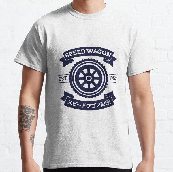 Speedwagon Foundation Classic T-Shirt
