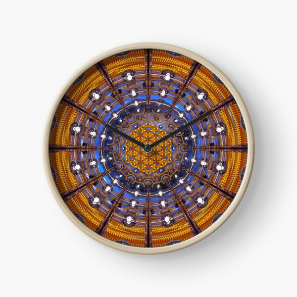 ReGenXiS Healing Room Clock