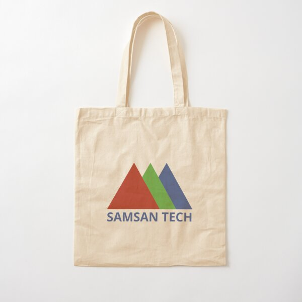Start-Up - SAMSAN TECH Cotton Tote Bag