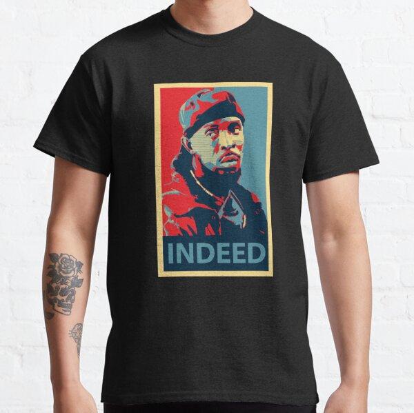 Le fil Omar en effet T-shirt classique