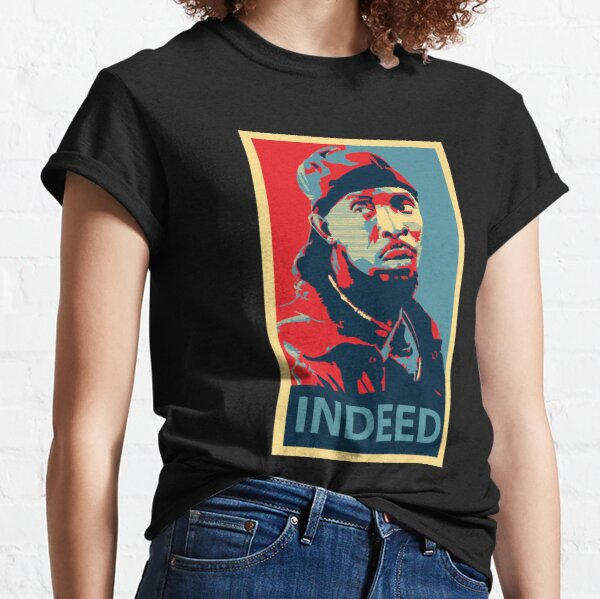 The Wire Omar Indeed Classic T-Shirt