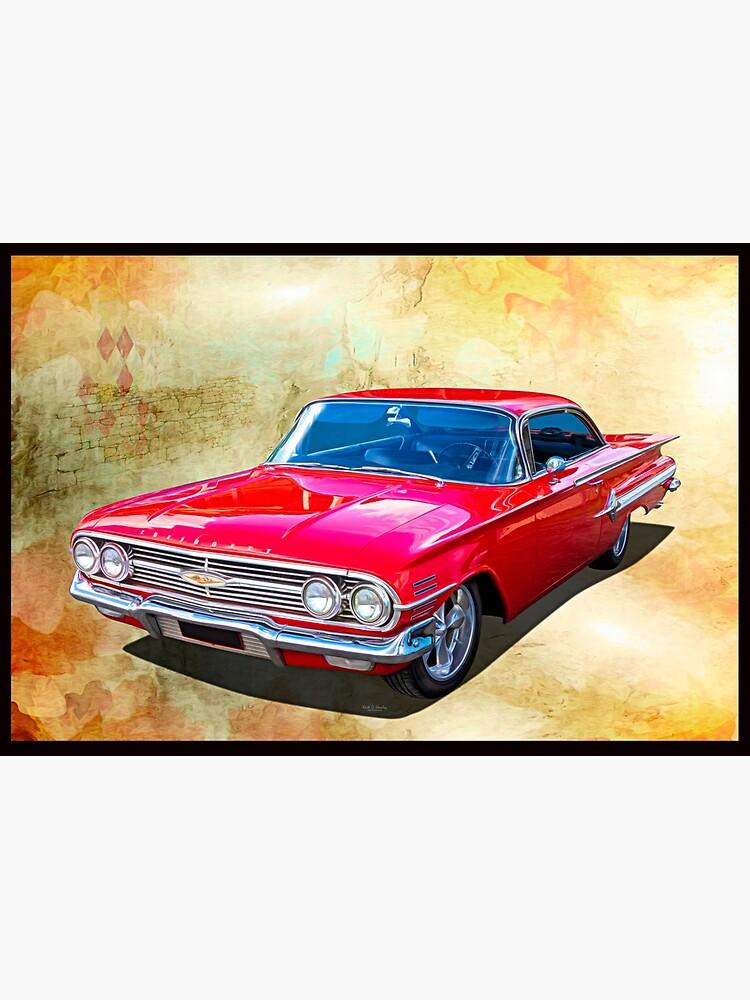1960 Impala by cars
