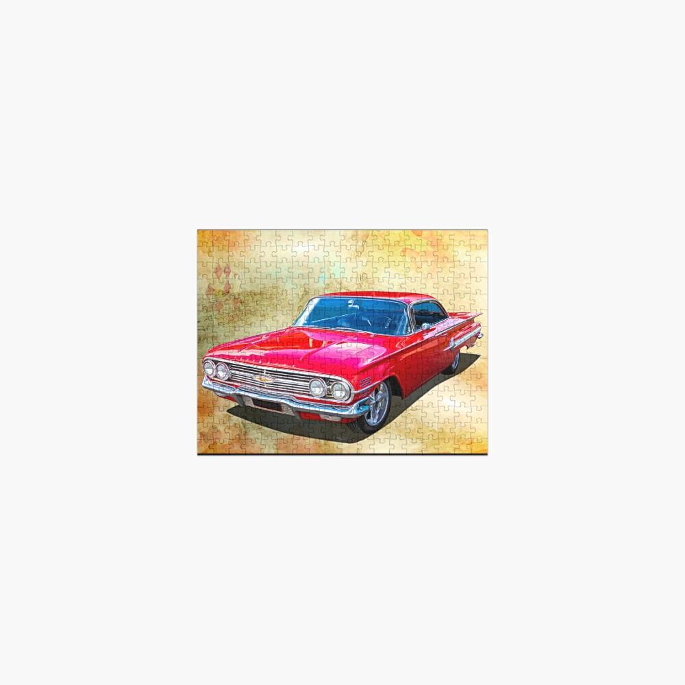 1960 Impala Jigsaw Puzzle