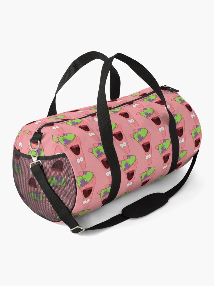 Alternate view of Surprised Patrick Duffle Bag