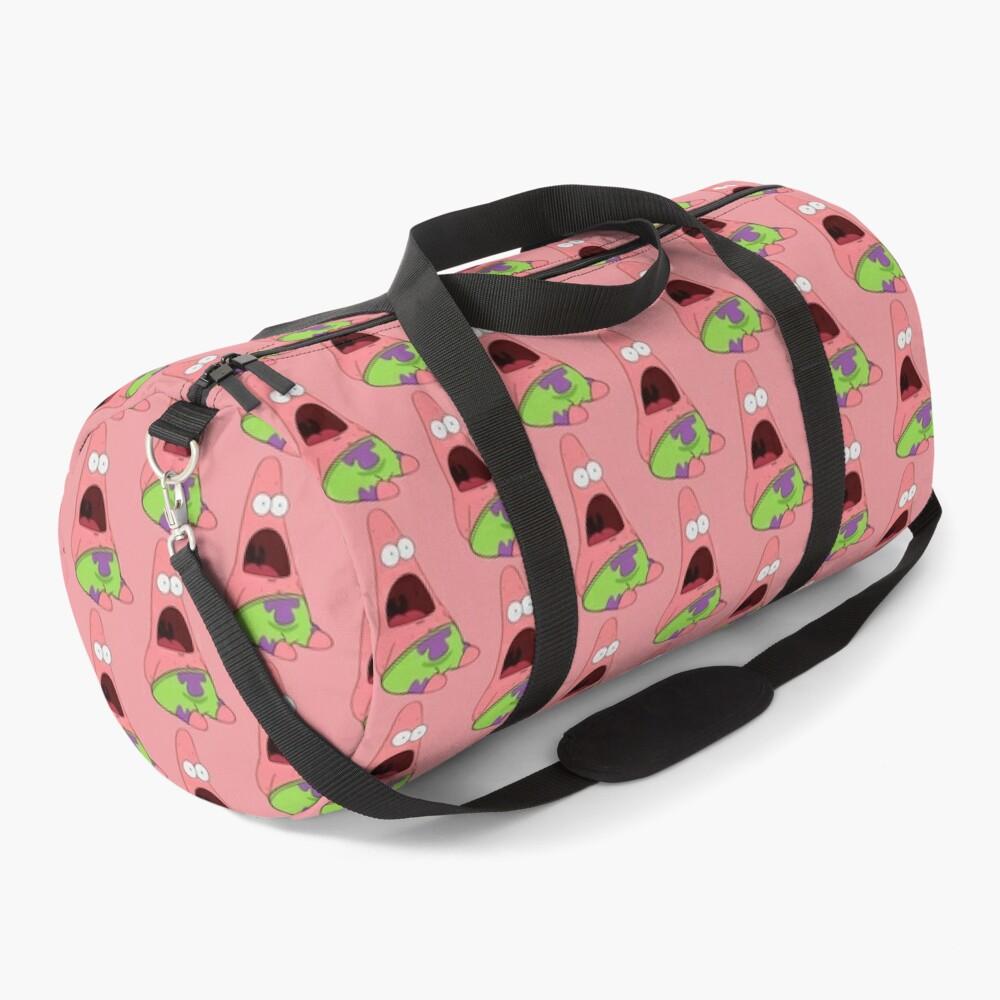 Surprised Patrick Duffle Bag