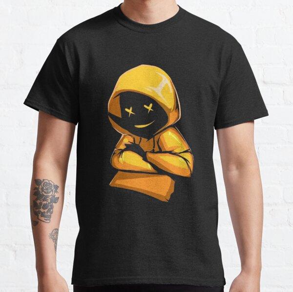kawss amarillo oscuro Camiseta clásica