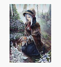 Doll - Bloodborne Photographic Print