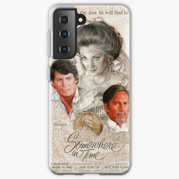 Somewhere in Time - 40th Anniversary Celebration Samsung Galaxy Soft Case